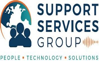 Logo entreprise group support services