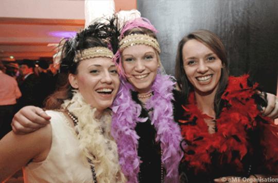 Femmes déguisées Charleston | Années Folles