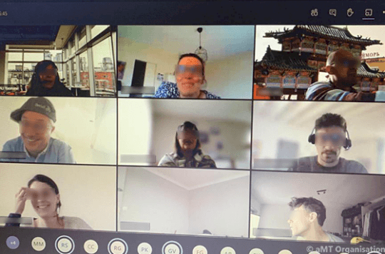 Enquête virtuelle avec énigme