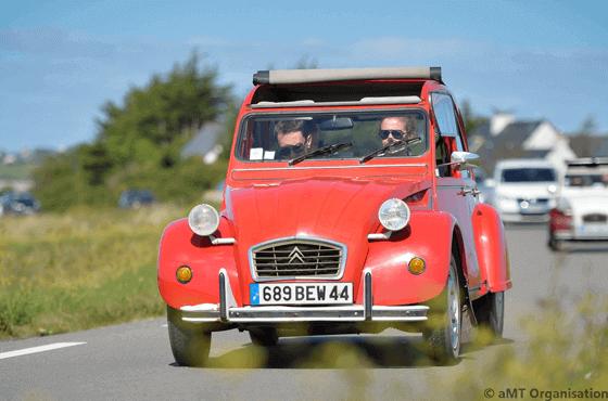 Rallye découverte en 2CV