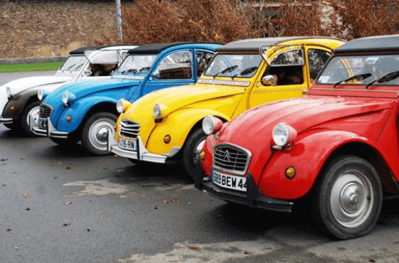 Activité de cohésion rallye partout en France
